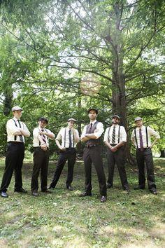 suspenders wedding - Google Search