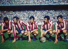 Jugadores del At. Madrid