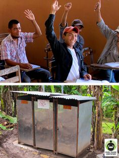 Today is #WorldToiletDay, a day to bring awareness to the global #sanitation crisis. Did you know 2.4 BILLION people do NOT have access to adequate sanitation? Your #FairTrade purchases change that. Learn about a farm in #Nicaragua that built 22 bathrooms with their Fair Trade funds: http://fairtrd.us/19EkVhz