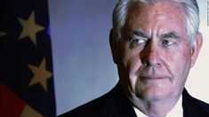 President Donald Trump has fired Secretary of State Rex Tillerson and will nominate CIA Director Mike Pompeo to replace him. Rex Tillerson, Mike Pompeo, Nuclear Deal, Management Styles, Cnn Politics, Running For President, Foreign Policy, Us Presidents, Donald Trump