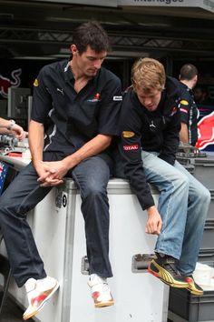 Seb and Mark Formula 1 Gp, Ferrari Scuderia, Champion, F1, Times, Style, Cars Motorcycles, Swag, Outfits