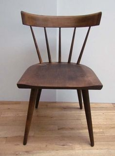 Paul McCobb Planner Group Windsor Chair (via Liveauctioneers http://www.liveauctioneers.com/item/20872726_paul-mccobb-planner-group-windsor-chair)
