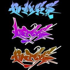 font art graffity graffiti