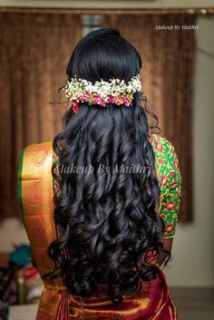 Trendy wedding hairstyles indian receptions blouses ideas - New Site Bridal Hairstyle Indian Wedding, Bridal Hair Buns, Bridal Hairdo, Indian Wedding Hairstyles, Wedding Dress, Hairdo Wedding, Bridal Photoshoot, Saree Hairstyles, Ethnic Hairstyles