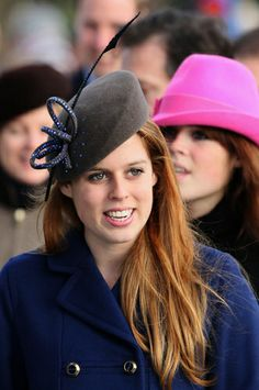 The Duchess of Cambridge in Whitely, Dec 25, 2009 | The Royal Hats Blog