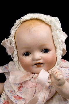 """11"""" Armand Marseille Character baby, rare mold 382"""