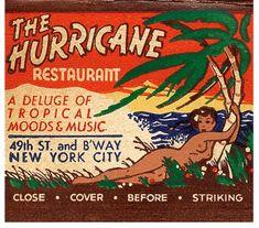 Items similar to Hurricane Tropical Wall Art Print Mature Matchbook Topless Girls Beach Decor Tropical Home Decor Island Beach Print Tahiti Beach Wall Art on Etsy Tropical Wall Decor, Metal Sculpture Wall Art, Hula Dancers, Matchbox Art, Vintage Metal Signs, Beach Print, Poster Making, Retro Art, Up Girl
