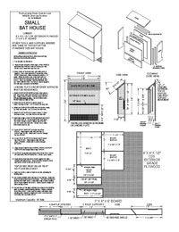 Three Chamber Bat Box PDF Picture