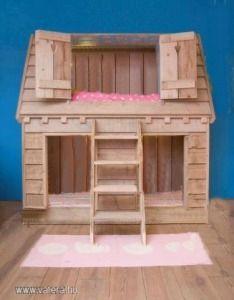 emeletes ágy,játszóház - Ágyrács, ágykeret - 60000 Ft