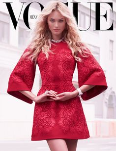 Candice Swanepoel for Vogue Mexico - September 2013