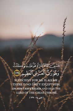 Recites it 7 times every morning and evening Quran Quotes Love, Quran Quotes Inspirational, Beautiful Islamic Quotes, Allah Quotes, Muslim Quotes, Religious Quotes, Faith Quotes, Arabic Quotes, Quran Sayings