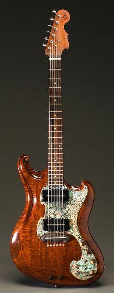 Phoenix   Scott Walker Guitars