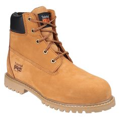 1f623128bea Timberland Pro Waterville Honey Nubuck Leather Ladies Safety Work Boots  Safety Work Boots