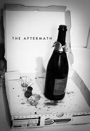 The aftermath. Caviar Station #champagne #cupcakes #champagne #caviar #interiordesign #interiors #texas #tx [www.larrylottinteriors.com]  #divine #luxury #pizza #champange