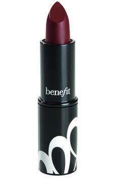 Benefit lipstick in espionage