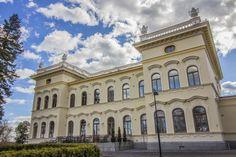 Decoration inspiration from 1900th century baroque palace Näsilinna. / Sisustusinspiraatiota 1800-luvulla rakennetusta uusbarokkipalatsi Näsilinnasta. www.valaistusblogi.fi