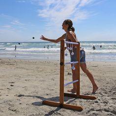 Ladder Golf Tournament Edition #beach, #fun, #game, #golf, #wooden