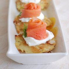 A tasty latke recipe for one of your eight nights of Hanukkah.