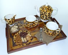 How to set a tea tray - a modern girl's guide