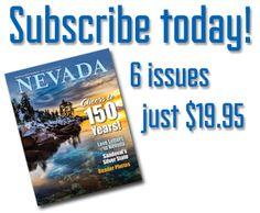 Nevada magazine.
