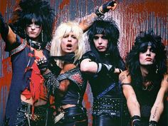 Best Mötley Crüe songs: 'Too Fast for Love' to 'S.O.S.'