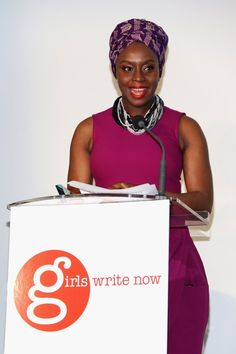 Chimamanda Ngozi Adichie's Feminist Speech Tells Women We Don't Have To Be Likable, Because Our Voices Are Worth Hearing Anyway