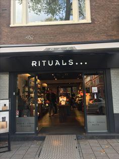 Beethovenstraat Rituals Cosmetics store