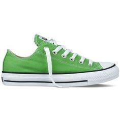 Chuck Taylor classic green