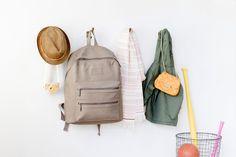 Honest Co. diaper backpack