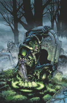 #green #lantern http://www.ryanmercer.com By Doug Mahnke