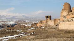 Ani's city walls
