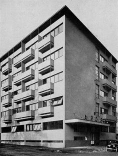 Arosa, Karel Hannauer, Prague, Czechoslovakia 1931