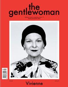 WEEK 11: Jop van Bennekom. The Gentlewoman magazine, spring and summer issue 2014.