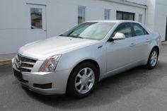 2009 Cadillac CTS, 28,894 miles, $19,842.