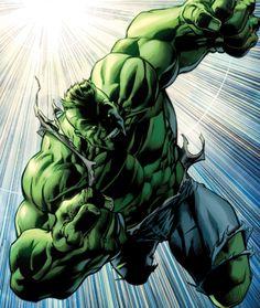 Hulk #5 - Gamma weapons destroyed