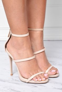 Upscale Nude Heels – Fashion Effect Store