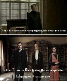 The Bates' Legal Team