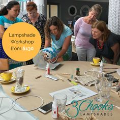 Attend a small group workshop learning how to make lampshades from scratch in Sydney or NSW Central Coast, Australia Make A Lampshade, Lampshades, Coast Australia, Learn A New Skill, Central Coast, Small Groups, Other People, Sydney, Workshop