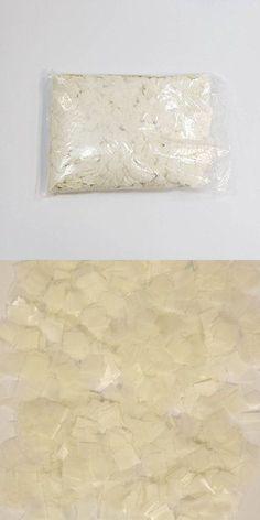 Confetti 98733: White Rice Paper Snow Confetti (1Lb), No Tax, Free Ship -> BUY IT NOW ONLY: $34.59 on eBay!