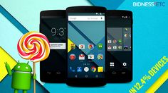 Google Inc Claims Android Lollipop Now Installed On 12.4% Of Devices