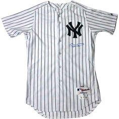 c5361db0c GARY SANCHEZ Signed New York Yankees Authentic Pinstripe Jersey STEINER -  Game… Gary Sanchez