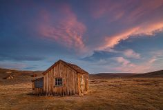 Sunset in Bodie