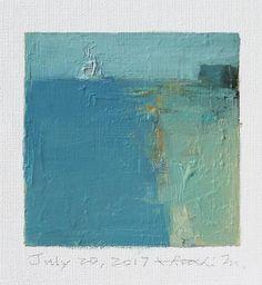 20 juillet 2017 peinture abstrait peinture à lhuile 9 x 9