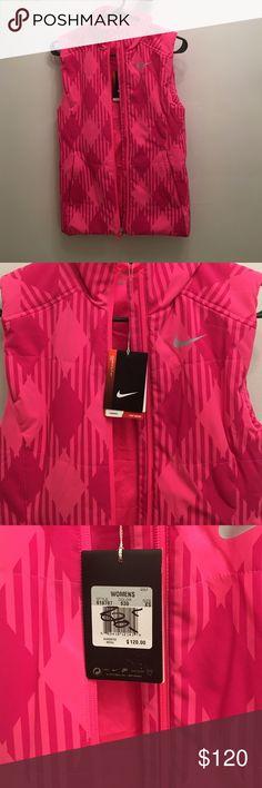 Nike thermal  sz xs new New nike Jackets & Coats Vests