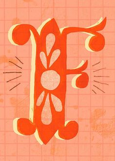 print & pattern blog features Amber Goodvin for Hallmark's artsy side line : Studio Link.