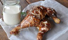 Alabama White Chicken - BBQ Chicken mit weißer Sauce | BBQPit.de