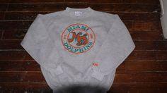 Vintage NFL Miami Dolphins Sweatshirt   eBay