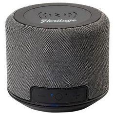 Red Drip-Dry Portable Audio & Headphones United Qube 2 Universal Bluetooth Pocket Speaker