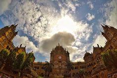Chhatrapati Shivaji Terminus railway station - Mumbai - India - zoltán kovács - Google+