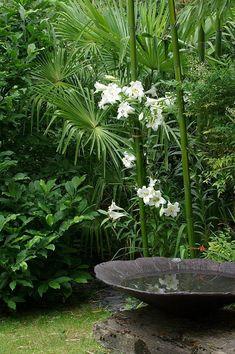 les jardins de la poterie hillen, thermes-magnoac / repinned on Toby Designs